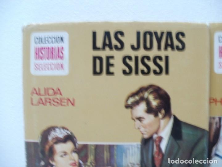 Libros de segunda mano: LOTE 10 LIBROS ILUSTRADOS SISSI BRUGUERA COLECCION HISTORIAS SELECCION - Foto 10 - 171204087