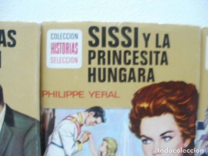 Libros de segunda mano: LOTE 10 LIBROS ILUSTRADOS SISSI BRUGUERA COLECCION HISTORIAS SELECCION - Foto 11 - 171204087