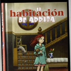 Libros de segunda mano: LA HABITACIÓN DE ARRIBA. REIIS, JOHANNA. Lote 171449692