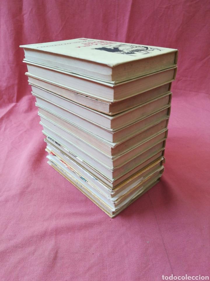 Libros de segunda mano: LOTE 12 LIBROS HISTORIAS SELECCIÓN - BRUGUERA - SISSI, JULIO VERNE, FLIPPER... - Foto 2 - 171599824