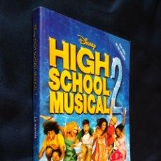 Libros de segunda mano: HIGH SCHOOL MUSICAL 2. LA NOVELA | BARSOCCHINI, PETER | MONTENA 2007. Lote 171639549