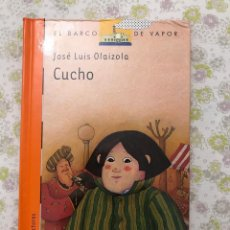 Libros de segunda mano: CUCHO EL BARCO DE VAPOR. Lote 172253839