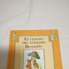 Libros de segunda mano: 12-EL CUENTO DEL CONEJITO BENJAMIN-BEATRIX POTTER. Lote 172584388