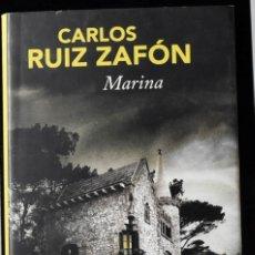 Libros de segunda mano: MARINA. RUIZ ZAFÓN, CARLOS. Lote 172751735