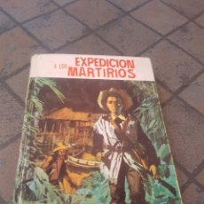 Libros de segunda mano: EXPEDICIÓN A LOS MARTIRIOS FRANCISCO MARÍNS EDITORIAL MOLINO. Lote 173558537