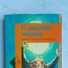 Libros de segunda mano: EL PEQUEÑO VAMPIRO. Lote 173883870