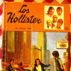 Libros de segunda mano: LIBRO LOS HOLLISTER DE JERRY WEST NUMERO 30 EN NUEVA YORK. Lote 174181129