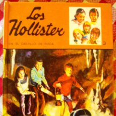 Libros de segunda mano: LIBRO LOS HOLLISTER NUMERO 3 JERRY WEST EN EL CASTILLO DE ROCA. Lote 174181165