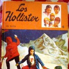 Libros de segunda mano: LIBRO DE HOLLISTER EN SUIZA NUMERO 6 JERRY WEST. Lote 174181238