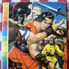 Libros de segunda mano: LIBRO WALLACE BEN HUR TAPA DURA BRUGUERA. Lote 174182263