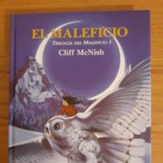 Libros de segunda mano: EL MALEFICIO. TRILOGÍA DEL MALEFICIO I. CLIFF MCNISH. Lote 174412860