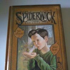 Libros de segunda mano: LIBRO SPIDERWICK LAS CRONICAS EL MAPA PERDIDO . Lote 175137773
