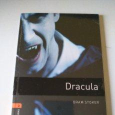 Libros de segunda mano: LIBRO DRACULA BRAM STOKER OXFORD EN INGLES BOOKWORMS STAGE 2. Lote 175140395