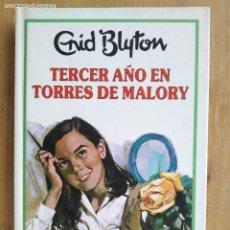 Libros de segunda mano: TERCER CURSO EN TORRES DE MALORY. Lote 175476097