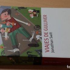 Libros de segunda mano: VIAJES DE GULLIVER - JONATHAN SWIFT / I-504. Lote 175543907
