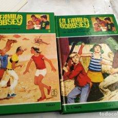 Libros de segunda mano: LA FAMILIA BOBBSEY Nº 2 Y 12, LAURA LEE HOPE. EDICIONES TORAY. BARCELONA. . Lote 176036380