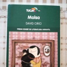 Libros de segunda mano: MOLSA - DAVID CIRICI - EN CATALÀ. Lote 176117770