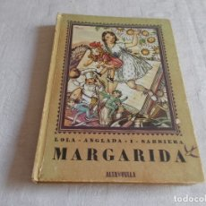 Libros de segunda mano: MARGARIDA LOLA ANGLADA I SARRIERA. Lote 176884383