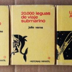 Libros de segunda mano: LOTE HISTORIAS INFANTIL (BRUGUERA, 1968-1971). NÚMEROS 3-12-20-24-55. PRIMERAS EDICIONES.. Lote 176967832