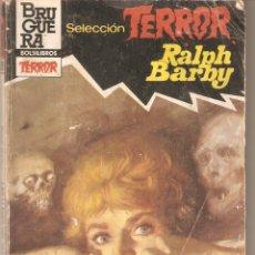 Libros de segunda mano: SELECCIÓN TERROR Nº 589 LAS LLAVES DELDIABLO POR RALPH BARBY. Lote 176973463