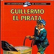Libros de segunda mano: GUILLERMO EL PIRATA. Lote 178058530