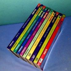 Libros de segunda mano: 10 LIBROS COLECCION PESADILLAS R.L. STINE DE EDICIONES B VER FOTOS Y DESCRIPCION. Lote 178093737