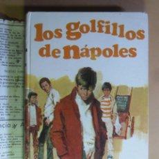 Libros de segunda mano: Nº 77 SERIE AVENTURA - LOS GOLFILLOS DE NAPOLES - KARL BRUCKNER - ED. MOLINO - 1967. Lote 178195900