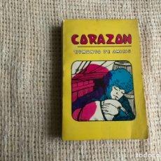 Libros de segunda mano: CORAZÓN / EDMUNDO DE AMICIS. Lote 178607493