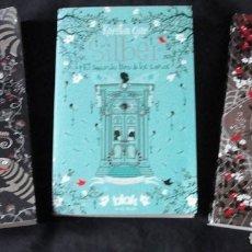 Libros de segunda mano: SILBER - EL LIBRO DE LOS SUEÑOS - LOTE 3 LIBROS - KERSTIN GIER - B DE BLOCK -. Lote 178812613