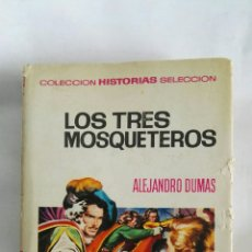 Libros de segunda mano: LOS TRES MOSQUETEROS. Lote 178935283