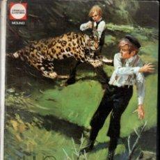Libros de segunda mano: JULIO VERNE : DOS AÑOS DE VACACIONES (MOLINO, 1973) FORMATO GRANDE. Lote 178971115