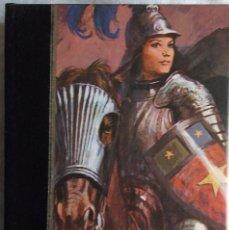 Libros de segunda mano: LO MEJOR DE EMILIO SALGARI. TOMO I. EL CAPITÁN TORMENTA. LA DEFENSA DE CHIPRE. Lote 179004923