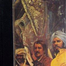 Libros de segunda mano: LO MEJOR DE EMILIO SALGARI. TOMO X. LA CIMITARRA DE BUDA. LA CIUDAD DEL IRAWADI. Lote 179005228