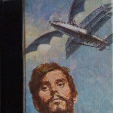 Libros de segunda mano: LO MEJOR DE EMILIO SALGARI. TOMO XIV. LOS HIJOS DEL AIRE. UNA MÁQUINA MARAVILLOSA. Lote 179005498
