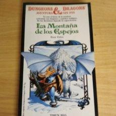 Libros de segunda mano: LA MONTAÑA DE LOS ESPEJOS. Lote 179062203