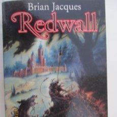 Libros de segunda mano: REDWALL - BRIAN JACQUES - MONTENA MONDADORI 2001.. Lote 180124076