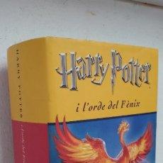 Libros de segunda mano: HARRY POTTER I L'ORDRE DEL FÉNIX J.K.ROWLING . Lote 181492876