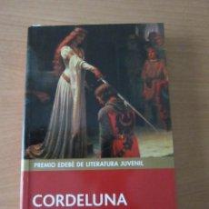 Libros de segunda mano: CORDELUNA (PREMIO EDEBÉ DE LITERATURA JUVENIL). Lote 181676262