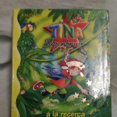 Libros de segunda mano: TINA SUPERBRUIXA A LA RECERCA DEL TRESOR - KNISTER - ED. BRUIXOLA 2003 - NÚMERO 11. Lote 182207032