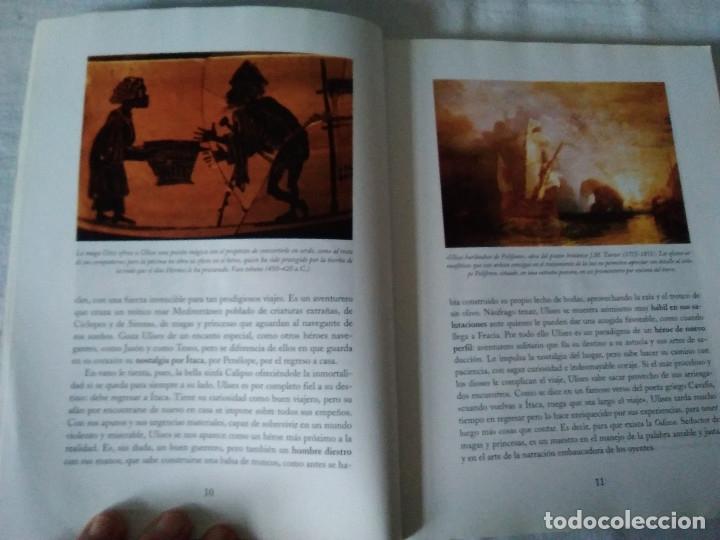 Libros de segunda mano: 123-LAS AVENTURAS DE ULYSES, La historia de la Odisea, Homero, Rosemary Sutcliff,2003,ilustrado - Foto 6 - 182430676