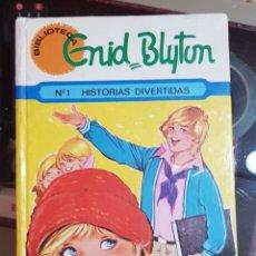 Libros de segunda mano: BIBLIOTECA ENID BLYTON Nº 1 - HISTORIAS DIVERTIDAS - EDICIONES TORAY . Lote 183304843