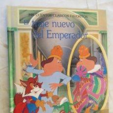 Libros de segunda mano: EL TRAJE DEL NUEVO EMPERADOR , CUENTOS CLASICOS FAVORITOS LIBSA 1992. Lote 183340952