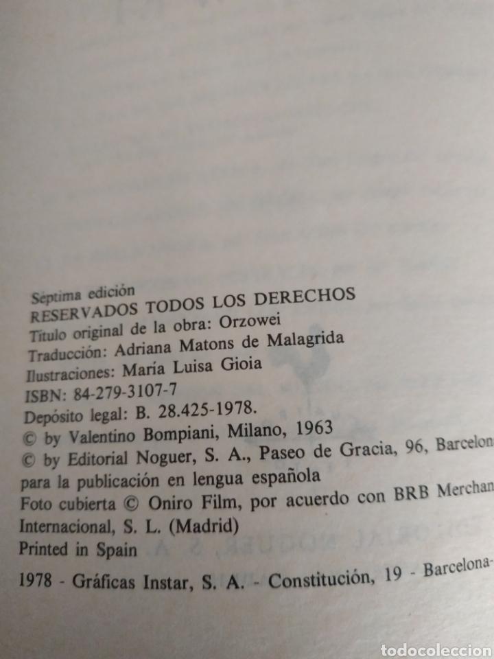 Libros de segunda mano: Orzowei - Foto 2 - 183556162