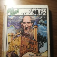 Libros de segunda mano: EL FANTASMA DE CANTERVILLE OSCAR WILDE ANAYA TUS LIBROS COLECCION SATIRICOS 1986. Lote 183595606