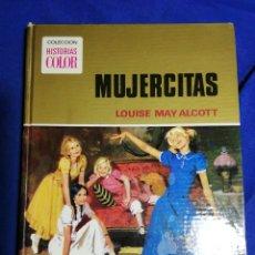 Libros de segunda mano: MUJERCITAS. LOUISE MAY ALCOTT. Lote 183599360