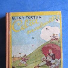 Libros de segunda mano: CELIA MADRECITA. ELENA FORTUN. AGUILAR EDITOR MADRID. 1943. Lote 183709243