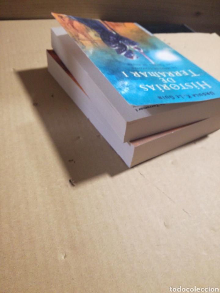 Libros de segunda mano: Historias de terramar I y II Úrsula K. Le Guin - Foto 5 - 183878122