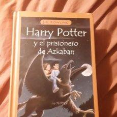 Libros de segunda mano: HARRY POTTER Y EL PRISIONERO DE AZKABAN. SEGUNDA EDICIÓN EMECÉ ABRIL 2000.. Lote 185937228