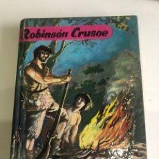 Libros de segunda mano: ROBINSON CRUSOE. Lote 185978995