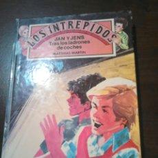 Libros de segunda mano: LIBRO,LOS INTRÉPIDOS, POR MATTHIAS MARTIN,AÑO 1977. Lote 187368821